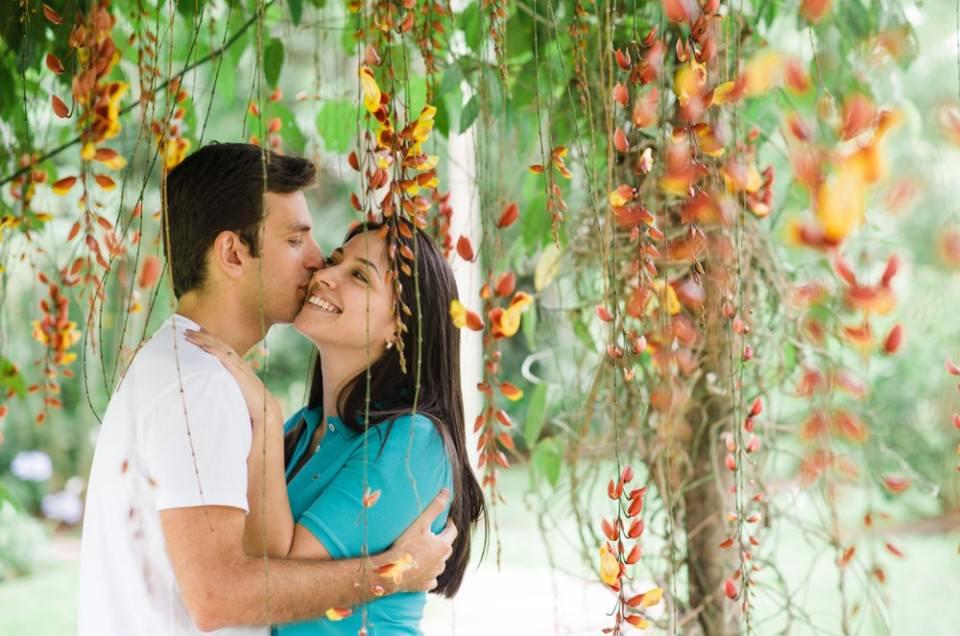 Carolina & Juan Pablo, Engagement