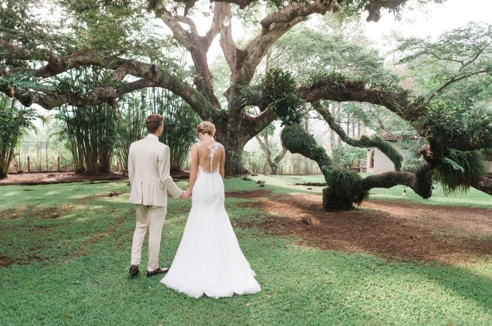 Ele & Mauricio, wedding photography Costa Rica Hacienda Villa Hermosa