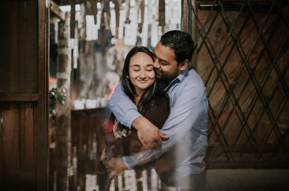 Wendy & Andrés, engagement session