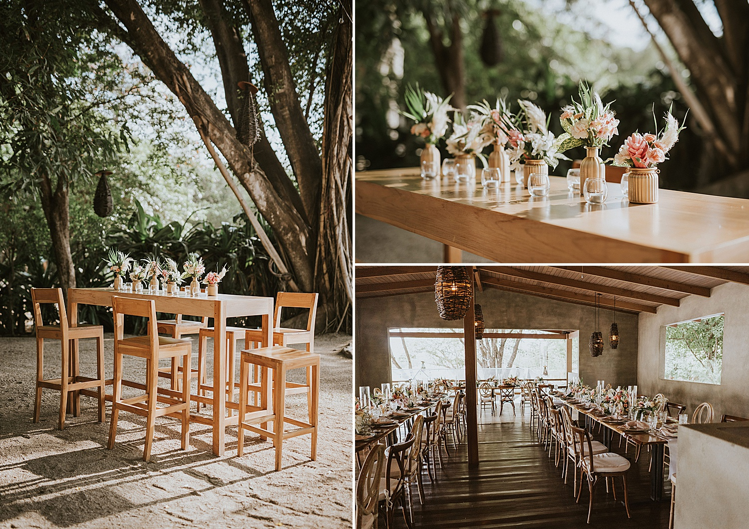 beach wedding pangas guanacaste